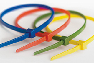 Quadro - cable ties