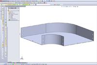 3D Metal trays